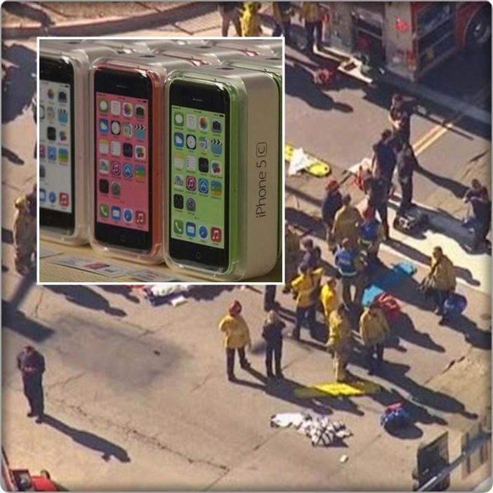 """ศาลสหรัฐฯบังคับ """"แอปเปิล อิงค์"""" ปลดล็อกไอโฟนก่อการร้ายซานเบอร์นาดิโน ช่วย FBI สืบคดี"""
