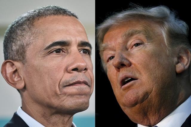 'โอบามา'เชื่ออเมริกันชน'ฉลาดพอ'  ไม่เลือก'ทรัมป์'เป็นประธานาธิบดี
