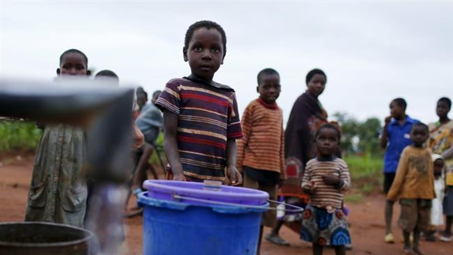 ยูนิเซฟเตือนเด็กนับล้านในแอฟริกาอดอยากหนัก จากผลพวงภัยแล้ง-เอลนีโญ