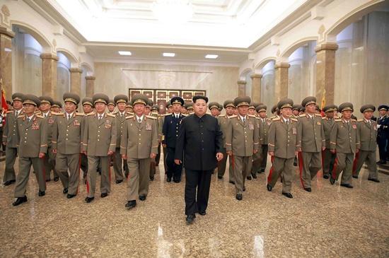 North Korea's Kim Jong-Un calls for more rocket launches