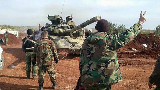 เปิดศึกล้างตา T-90 รัสเซียออกรบในซีเรียสยบจรวด TOW โชว์พลัง
