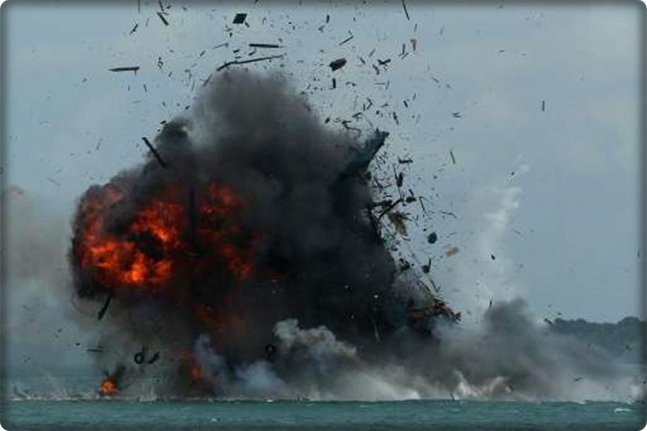 """""""อินโดนีเซีย"""" เข้ม!! จมเรือประมง 4 ประเทศเพื่อนบ้านถึง 30 ลำ หลังแอบลักลอบเข้าน่านน้ำ"""