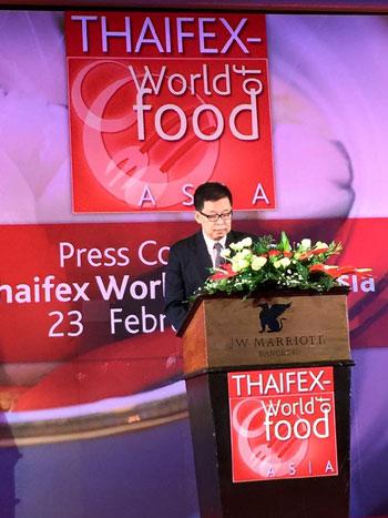 กลับมาแล้ว! THAIFEX 2016 ตั้งเป้าสะพัด 1,500 ล้าน