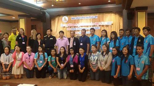 สระแก้วเปิดสัมมนาเครือข่ายสื่อมวลชนต่างประเทศ เพื่อเสริมสร้างภาพลักษณ์ประเทศไทย
