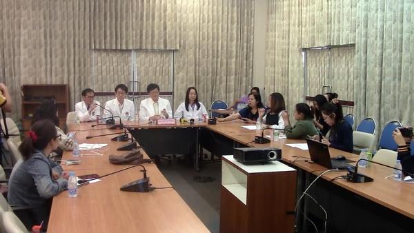 ทีมแพทย์โรงพยาบาลขอนแก่น แถลงความคืบหน้าการรักษาน้องไอดิน