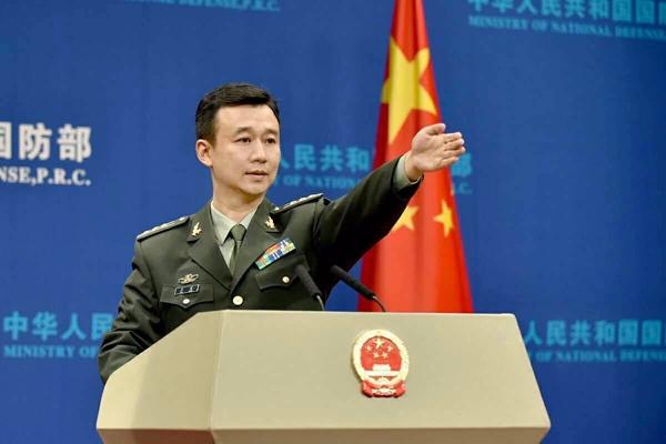 'กลาโหมจีน'ระบุ จำเป็นเสริมการป้องกัน 'ทะเลจีนใต้'  เมื่อต้องเผชิญหน้ากับ 'สหรัฐฯ'