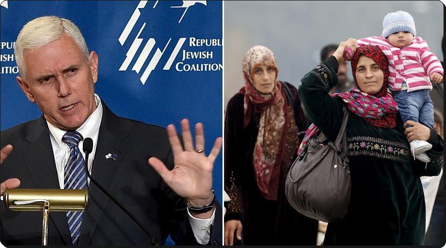 """ศาลสหรัฐฯพิพากษาแบน """"ผู้ว่าการรัฐอินเดียนา"""" ใช้อำนาจสั่งห้ามช่วยเหลือมนุษยธรรมลี้ภัยซีเรีย"""