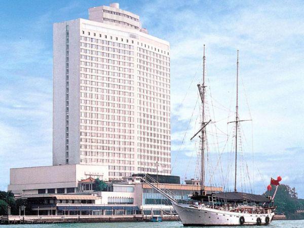 โรงแรม ไวท์ สวาน(ภาพไป๋เคอ เว็บสารานุกรมจีน)