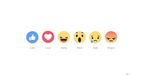 Facebook Reaction ปุ่ม Like แบบใหม่ที่ไม่ใช่แค่ Emoji แต่คือ User Experience (UX)