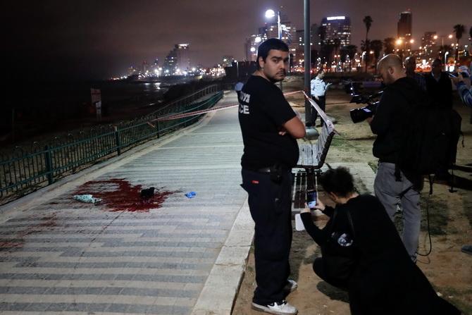 คนร้ายไล่แทงผู้คนในอิสราเอลใกล้จุดรอง ปธน.สหรัฐฯ เดินทางเยือน เจ็บนับสิบ-พลเมืองมะกันดับ 1 ศพ