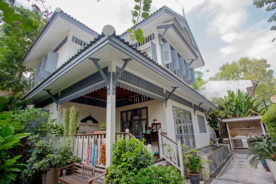 """""""บ้านนพวงศ์"""" โรงแรมบูติกกลางเกาะรัตนโกสินทร์ การอนุรักษ์ที่เดินควบคู่ไปกับการพัฒนา"""