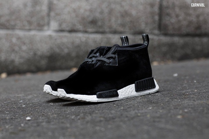 Adidas Originals NMD C1 (Chukka) – Core Black