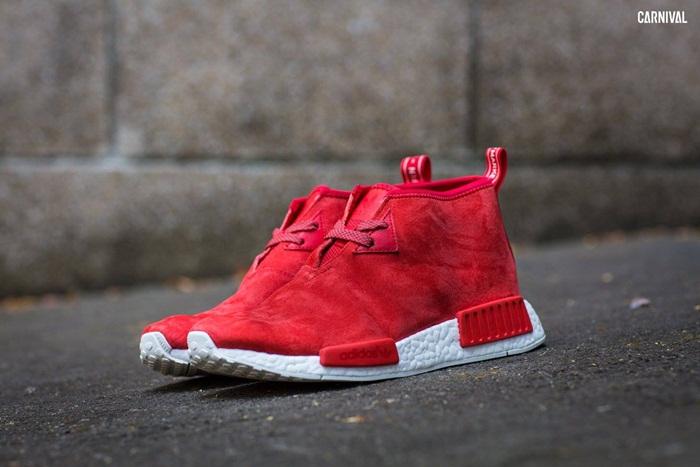 Adidas Originals NMD C1 (Chukka) – Lush Red