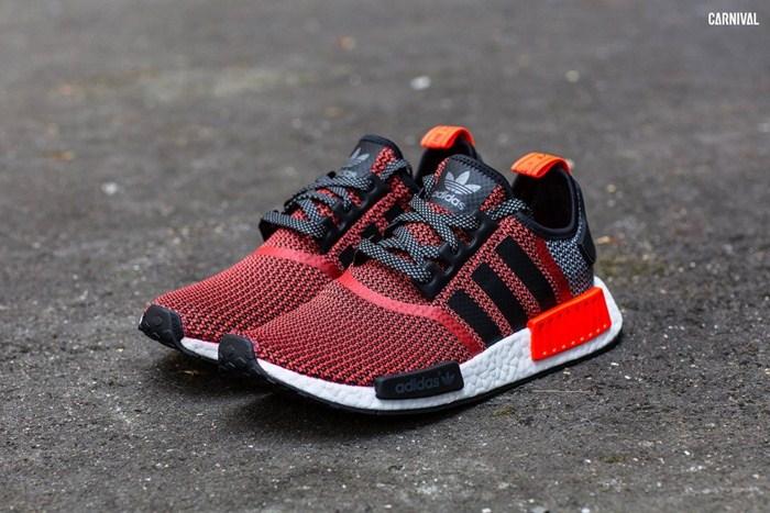 Adidas Originals NMD R1 – Lust Red
