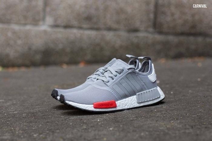 Adidas Originals NMD R1 City Pack – Grey