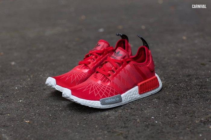 Adidas Originals NMD Runner (Women) – Lust Red