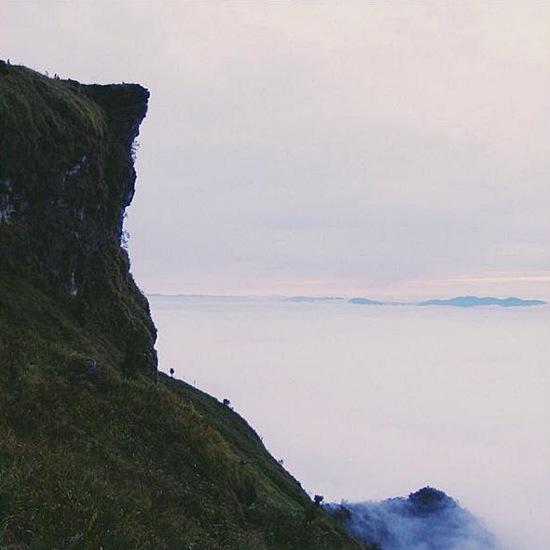 สัมผัสทะเลหมอก ภูชี้ฟ้า