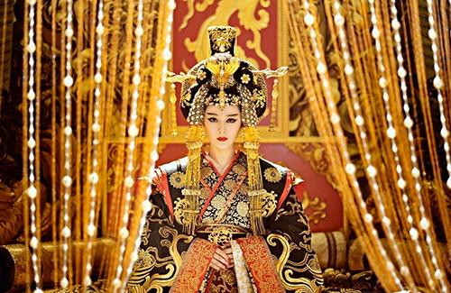 """ซีรีส์จีน """"The Empress of China"""" บุกเกาหลี"""