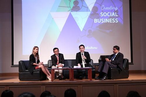 ไทยพัฒน์หนุนธุรกิจปรับโจทย์ CSR