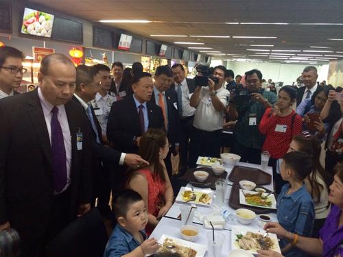 ผู้ตรวจฯ จี้ร้านสนามบินลดราคาอาหารชี้สูงกว่าปกติ 85-200% ไม่ทำมีโทษ