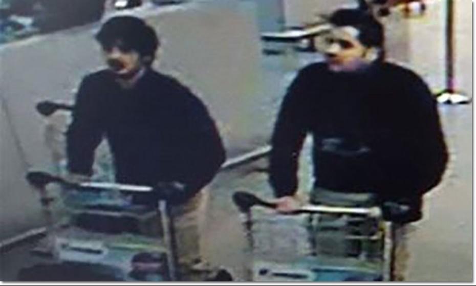 In Pics: ตำรวจเบลเยียมให้ชื่อมือระเบิดฆ่าตัวตาย! พบฟิล์มเอ็กซเรย์เหยื่อมีตะปู 1 นิ้วฝังในอกทั้งเป็น สนามบินบรัสเซลส์ยังปิดยาว