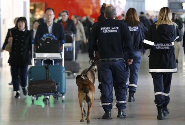 บึ้ม 'บรัสเซลส์'ฟ้องจุดอ่อน 'สนามบิน'  เร้าทั่วโลกยกระดับความปลอดภัย