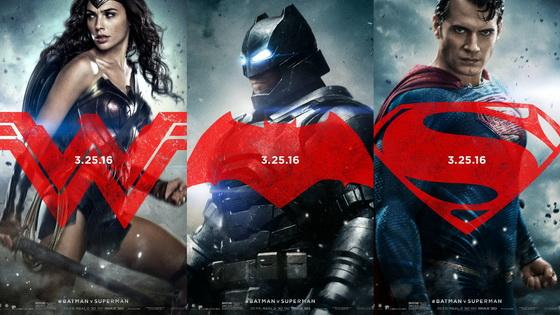 คุ้มค่าการรอคอย!!! : Batman v Superman