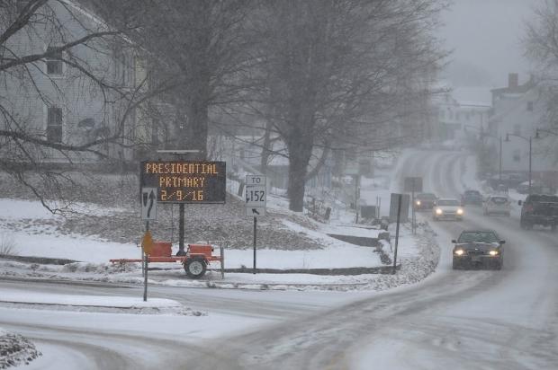 """พายุหิมะพัดถล่ม """"เขตมิดเวสต์"""" ของสหรัฐฯ คร่า 2 ชีวิตในอุบัติเหตุจราจร"""