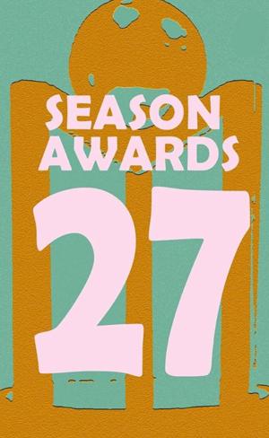 """รายชื่อผู้เข้าชิงรางวัล """"สีสัน อะวอร์ดส์"""" ครั้งที่ 27"""