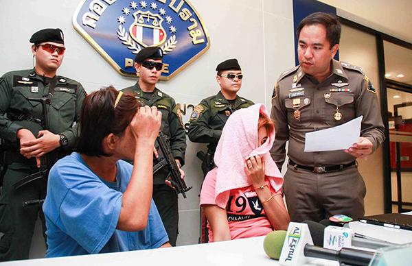กองปราบฯ จับสาวหลอกขายทองปลอมให้ร้าน รับตุ๋นร่วม 30 ครั้ง เสียหายร่วม 3 แสนบาท