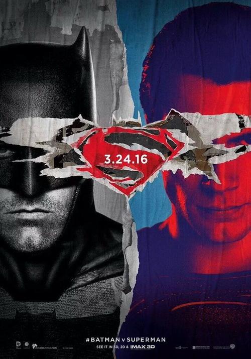 กระแสวิจารณ์ไร้ความหมาย!? Batman v Superman ทำรายได้สัปดาห์แรก 424 ล้านเหรียญฯ