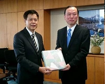 ก.อุตสาหกรรม ผนึก ก.สิ่งแวดล้อม ญี่ปุ่น เดินหน้าโครงการบริหารจัดการกากอุตสาหกรรม