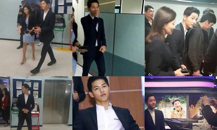 """ดังฉุดไม่อยู่ """"ซงจุงกิ"""" ขึ้นแท่นดาราคนแรกได้รับเชิญออกรายงานข่าวภาคค่ำของเกาหลี!"""