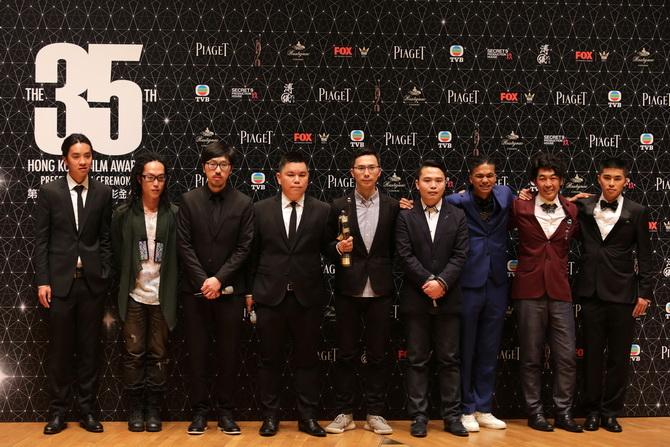 """หนังการเมืองต่อต้านจีนแผ่นดินใหญ่ """"Ten Years"""" คว้าเกียรติยศสูงสุด รางวัลภาพยนตร์ฮ่องกง"""