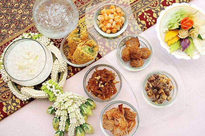 """""""Gaysorn's Thai Summer Tastes"""" อร่อยรับลมร้อน กับตำรับอาหารคาวหวาน"""
