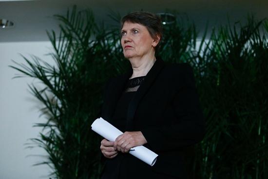 'Steely' Clark seen as a natural for UN top job