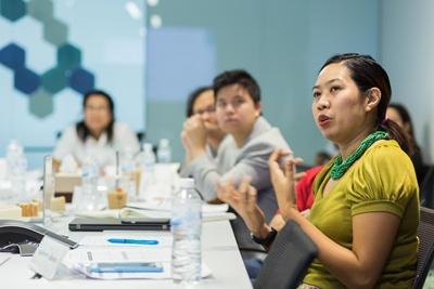 """ระหว่างเวิร์คช็อปและการนำเสนอแผนธุรกิจในโครงการ """"พลังเปลี่ยนแปลงเพื่อสังคม ปีที่ 6"""""""