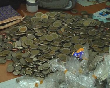 เผยเหรียญกษาปณ์ที่หายไปจากระบบหมุนเวียน 10% ถูกทิ้งไว้ตามบ้านเรือน