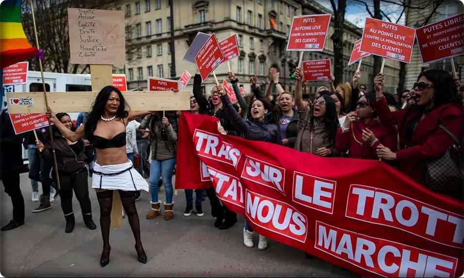 "In Clip:  ฝรั่งเศสประกาศ ""แบนซื้อบริการทางเพศทั้งหมด"" จ่อเรียกค่าปรับผู้ซื้อหนแรก 1,500 ยูโร ครั้งที่ 2 พุ่ง 3,750 ยูโร ก่อนส่งฝึกอบรมเข้ม"