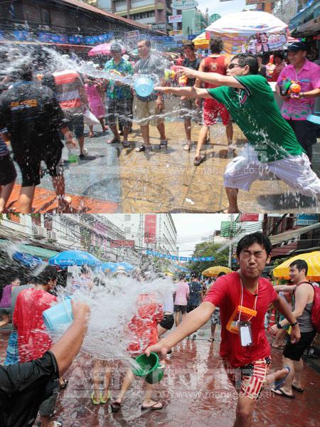 """มันเยอะมาก!!! สงกรานต์""""ถนนตระกูลข้าว..."""" มีเกินครึ่งร้อยทั่วไทยให้สนุกสุขสันต์"""