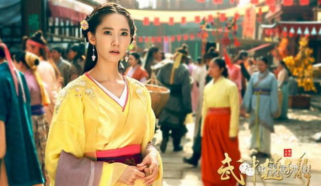 """""""ยุนอา"""" รับเกือบ """"ร้อยล้านบาท""""!! ค่าตัวเล่นซีรีส์จีน"""