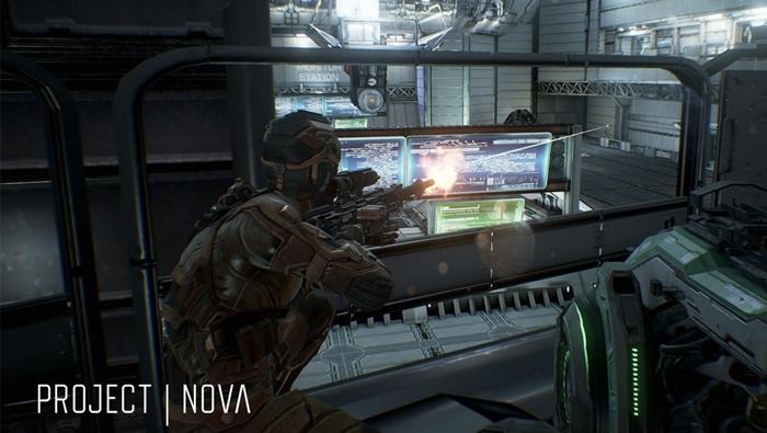"""เปิดตัว """"Project Nova"""" เกมยิงออนไลน์สานต่อเจตจำนง Dust 514"""