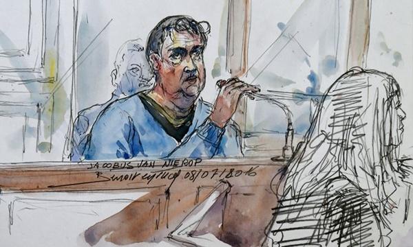 """""""หมอฟันสยองขวัญ"""" ถูกศาลฝรั่งเศสสั่งขังคุก 8 ปี"""