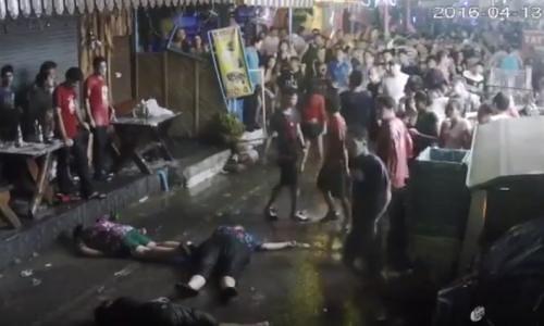 สยองสงกรานต์หัวหิน ครอบครัวอังกฤษบอกเข็ดจนตาย ไม่ขอมาเที่ยวเมืองไทยอีกแล้ว