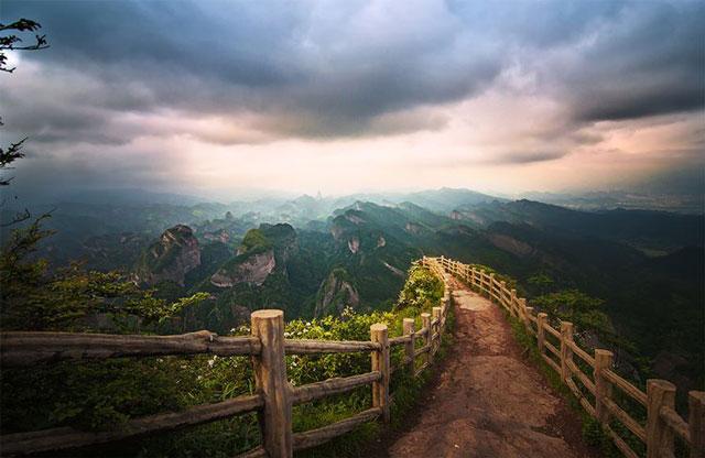 (ชมภาพ) หลางซาน สวยทุกฤดูกาล จุดชมวิวมากกว่า 60 แห่ง