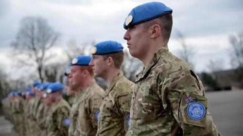 อังกฤษส่งทหารชุดแรกเข้าโซมาเลีย ช่วยยูเอ็นรักษาสันติภาพ