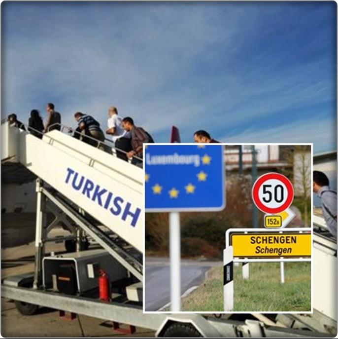 """""""ตุรกี"""" ออก กม.ตั้งกรรมาธิการควบคุมตำรวจ รอผลชงเชงเก้นวีซ่าจากอียูวันนี้"""