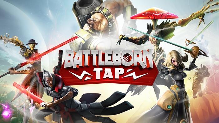 """""""Battleborn"""" ปล่อยเกมวางแผนแนว """"จิ้มสู้"""" ลงโมบาย"""