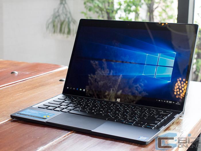 Review : Dell XPS 12 โน้ตบุ๊กกึ่งแท็บเล็ต จอชัดระดับ 4K
