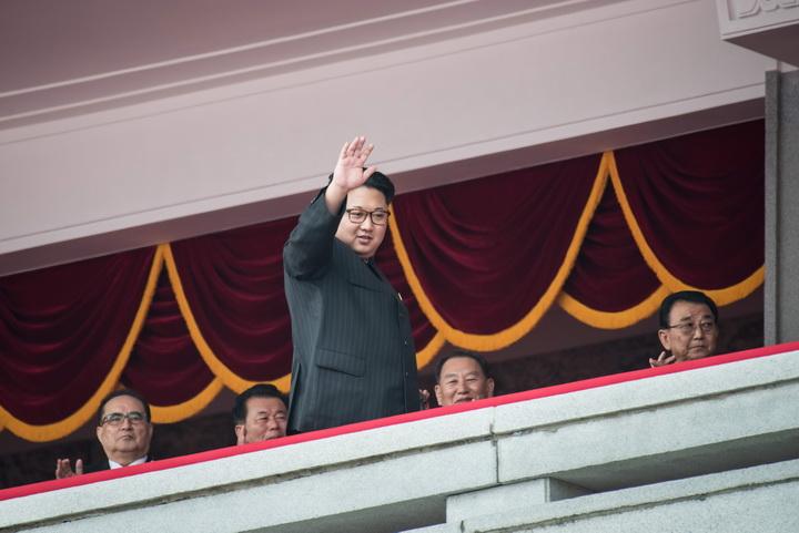 "In Clips:โสมแดงพาเหรดใหญ่ปิดประชุมพรรค ฉลองตำแหน่งผู้นำสูงสุด""คิมจอง-อึน"""